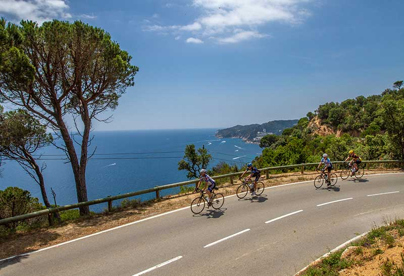 girona cycling vacations