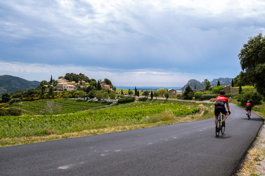 Provence cycling vacations