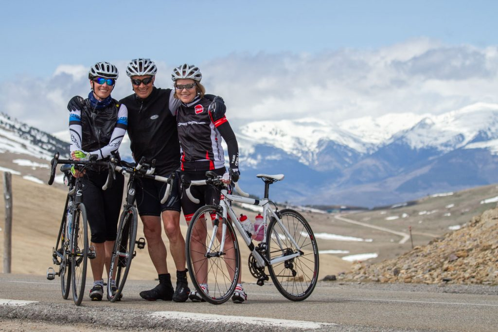 Pyrenees Cycling vacation