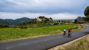Provence Ventoux bike tours Aliveness Cycling